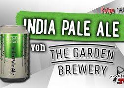 IPA von Garden Brewery | Craft Bier Verkostung #1401