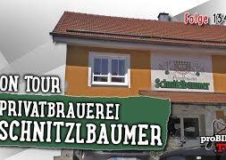 ON TOUR | Privatbrauerei Schnitzlbaumer | Craft Bier Video #1346