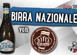 Birra Nazionale von Le Baladin | Craft Bier Verkostung #1381