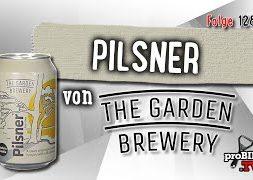 Pilsner von Garden Brewery | Craft Bier Verkostung #1284