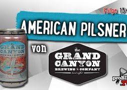 American Pilsner von Grand Canyon Brewery | Craft Bier Verkostung #1343