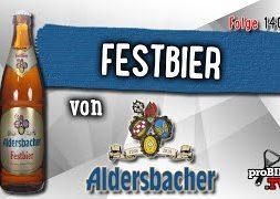 Festbier von Aldersbacher   Craft Bier Verkostung #1407