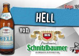 Hell von Schnitzlbaumer   Craft Bier Verkostung #1292