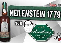 Zusers Meilenstein 1779 von Gasthof Riedberg | Craft Bier Verkostung #1362
