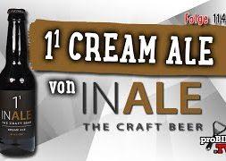 1.1 Cream Ale von InAle | proBIER.TV – Craft Beer Review #1141 [4K]