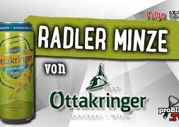 Radler Zitrone Minze AF von Ottakringer | Craft Bier Verkostung #1333