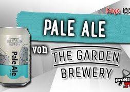 Pale Ale von Garden Brewery | Craft Bier Verkostung #1338