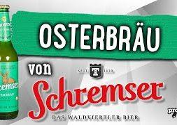Osterbräu von Schremser Bier | Craft Bier Verkostung #1668