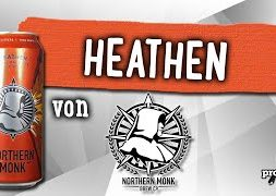 Heathen von Northern Monk | Craft Bier Verkostung #1674