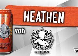 Heathen von Northern Monk | Craft Bier Verkostung #1674