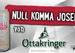 Null Komma Josef von Ottakringer | Craft Bier Verkostung #1578