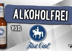Alkoholfrei von Fürst Carl   Craft Bier Verkostung #1574