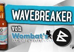 Wavebreaker von Brauwerk x Wombat´s | Craft Bier Verkostung #1679