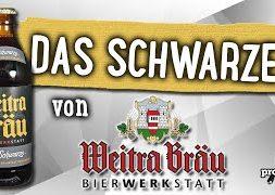 Das Schwarze von Weitra Bräu | Craft Bier Verkostung #1677