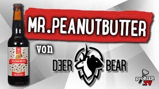Mr.Peanutbutter von Browar DeerBear | Craft Bier Verkostung #1682