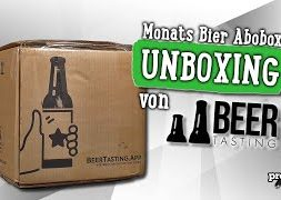 UNBOXING | Monatsbox Beertasting.Club  | Craft Bier Verkostung #1744