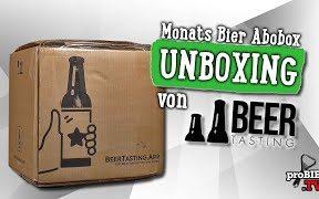 UNBOXING | Monatsbox Beertasting.Club  | Craft Bier Verkostung #1744