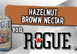 Hazelnut Brown Nectar von Rogue | Craft Bier Verkostung #1743