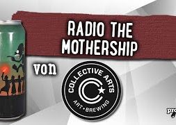 Radio the Mothership von Collective Arts | Craft Bier Verkostung #1727