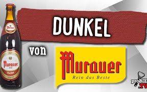 Dunkel von Murauer Bier | Craft Bier Verkostung #1745