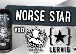 Norse Star von Northern Monk x Lervig   Craft Bier Verkostung #1735