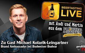 BEERTASTING LIVE aus dem Plutzer Bräu | 19.04.2021