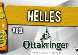 Helles von Ottakringer | Craft Bier Verkostung #1742