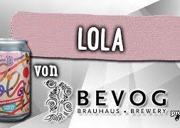 Lola von Bevog | Craft Bier Verkostung #1813