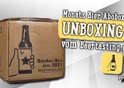 UNBOXING | Monatsbox Beertasting.Club | Craft Bier Verkostung #1811