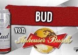 Bud von Anheuser Bush | Bier Verkostung #1812