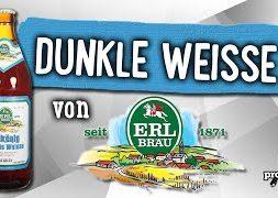 Erlkönig Dunkle Weisse von Erl Bräu | Craft Bier Verkostung #1816